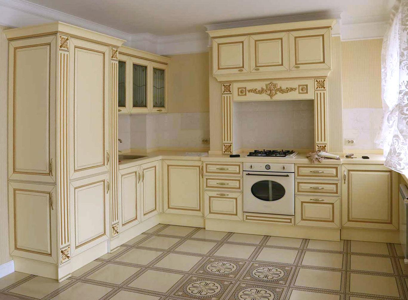 Кухонный гарнитур Клеопатра