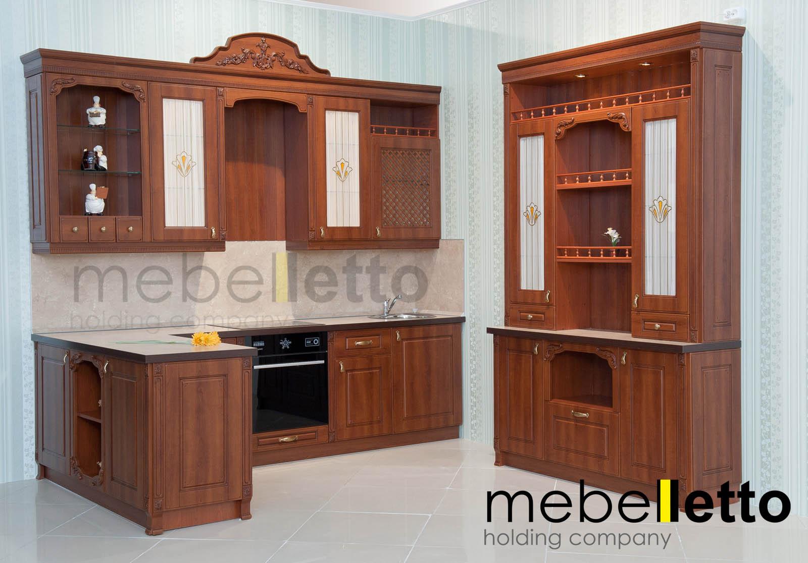 Кухонный гарнитур Сицилия